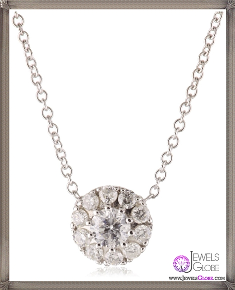 Kobelli-Small-Round-Diamond-Pendant-Necklace Kobelli Jewelry and its Best STYLISH 31 Designs