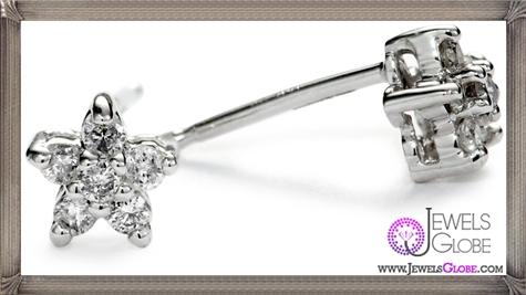 Kobello-AMOUR-Round-Diamond-Star-Fashion-Earrings Kobelli Jewelry and its Best STYLISH 31 Designs