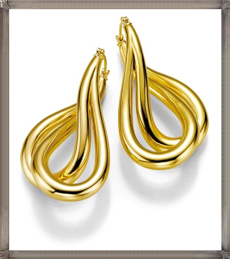 Latest-Gold-Earring-Designs Latest Gold Earrings Designs 2019