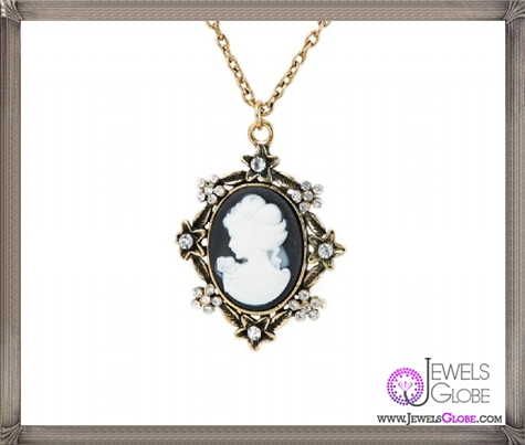 Long-Cameo-Necklace.-Brand-Costume-Jewellery-Necklace The 13 Most Stylish Cheap Cameo Necklaces