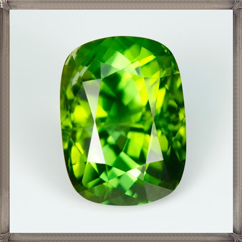 Loose-Gemstones-3.32ct-Green-Tourmaline Steps To Take When Buying Loose Gemstones