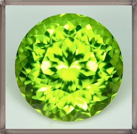 Loose-Gemstones-5.17ct-Portuguese-Cut-Peridot Steps To Take When Buying Loose Gemstones
