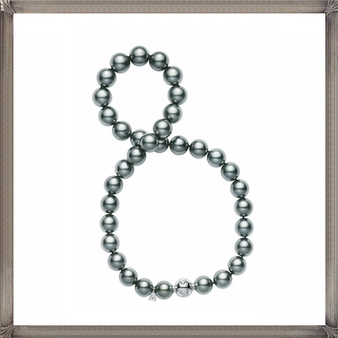 Mikimoto-South-Sea-Black-Pearl-Strand-Necklace The 15 GREATEST Mikimoto Pearl Necklaces