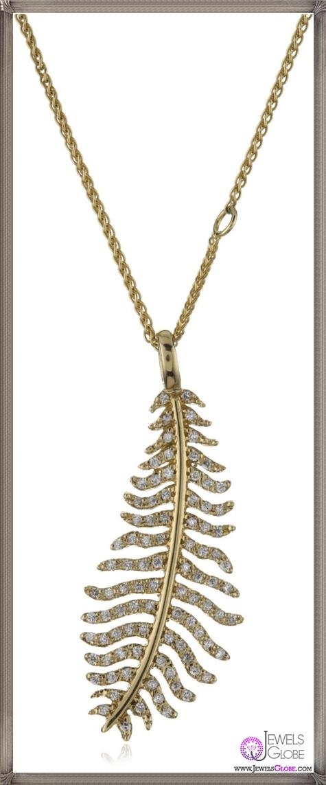 Mizuki-14k-Diamond-Quill-Necklace-On-Adjustable-Wheat-Chain Best Mizuki Jewelry Pieces on The Market