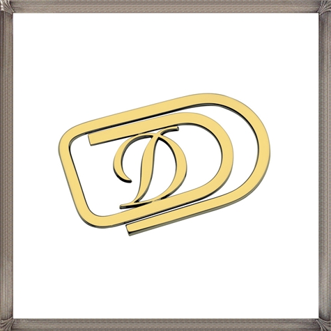 Money-clip-yellow-gold-finishes The 25 Most Popular Gold Money Clip Designs