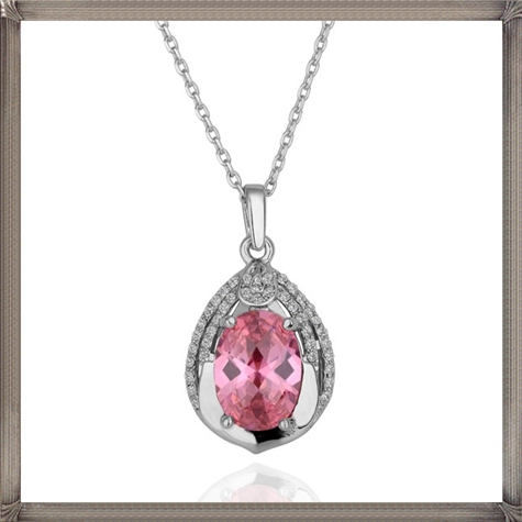 Natural-pink-diamond-necklace How to Choose and Buy Most STYLISH Pink Diamond Necklace Designs