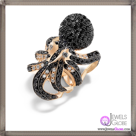 Octopus-ring.-Roberto-Coin-dedicates-this-jewel-to-the-most-intelligent 23 Best Roberto Coin Rings Designs