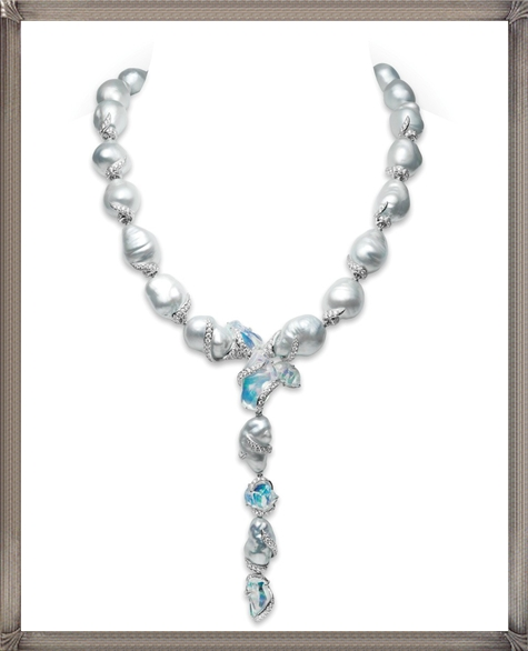 Opal-Baroque-Couture-Necklace The 15 GREATEST Mikimoto Pearl Necklaces