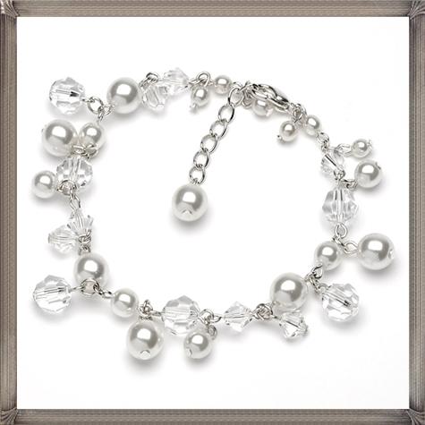 Pearl-Bridal-Bracelets 28+ Most Amazing Pearl Bracelets For Brides