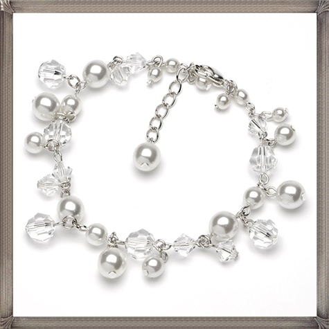 Pearl-Bridal-Bracelets 28+ Most Amazing Pearl Bracelets For Brides in 2020