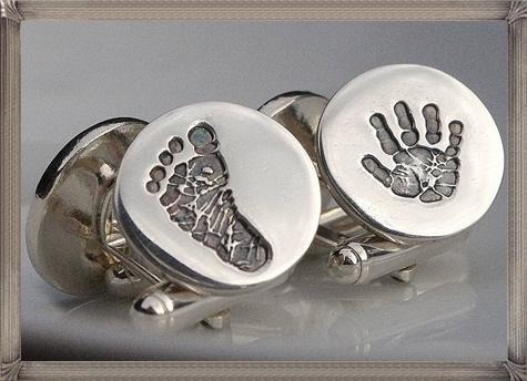 Personalised-Co-Ordinate-Keyring personalised cufflinks for men