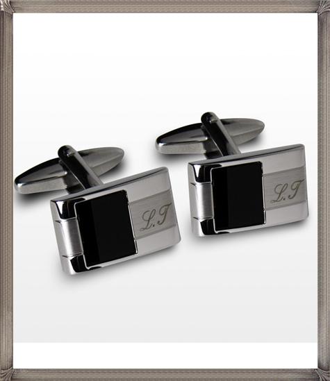 Personalised-Cufflinks personalised cufflinks for men