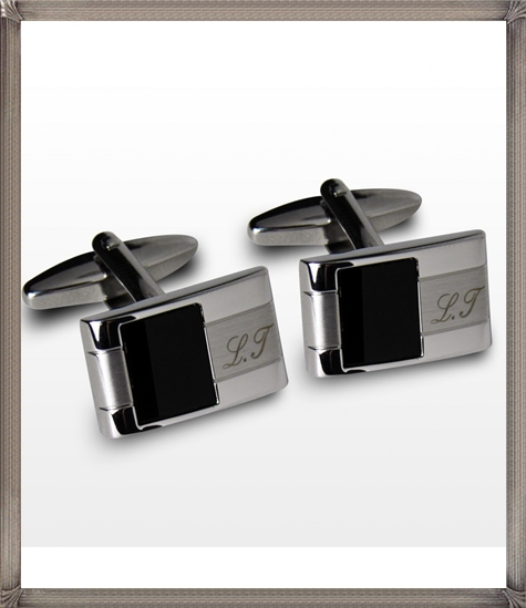 Personalised-Cufflinks personalised cufflinks for men