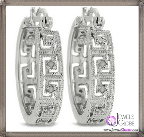 Pretty-Diamond-Hoop-Earrings-for-Women-new-2013-for-women These Are The BEST 32 Diamond Hoop Earrings You'll See (Plus Shopping Tips)