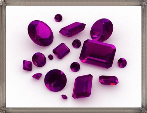 Purple-Amethyst-loose-gemstones.-Various-cuts Steps To Take When Buying Loose Gemstones