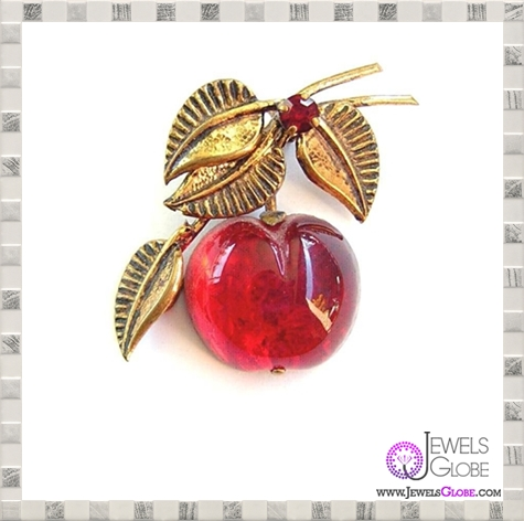 RL-4084.1L TOP 36 Golden Brooches