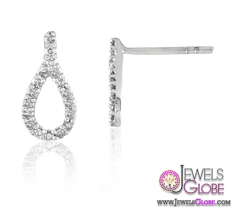 ROSE-and-KARA-DIAMOND-AND-GOLD-TEARDROP-EARRINGS 12 Diamond Teardrop Earrings Hot Designs For Women