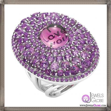 Ring-by-Roberto-Coin-Gemstone-ring-by-Roberto-Coin 23 Best Roberto Coin Rings Designs