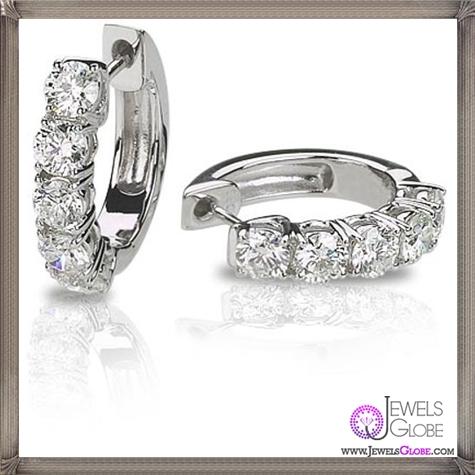 Round-Brilliant-Diamond-Hoop-Earrings These Are The BEST 32 Diamond Hoop Earrings You'll See (Plus Shopping Tips)