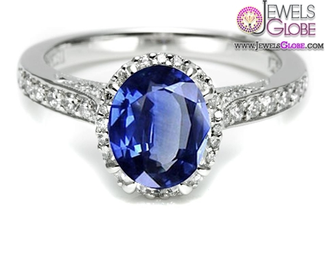 Sapphire-engagement-rings Top 21 Blue Sapphire Engagement Rings Designs