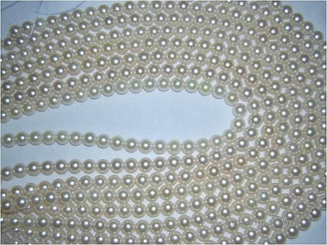 Seawater-pearl-strings-475x356 Best Ways for Pearls Care at Home