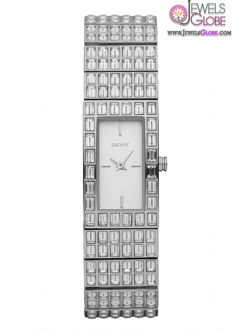 Silver-DKNY-Ladies-Watches The Best DKNY Watches For Women