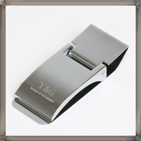 Silver-Fashion-Stainless-Steel-Money-Clips-Christmas-Gift The 15 Most Popular Sterling Silver Money Clips