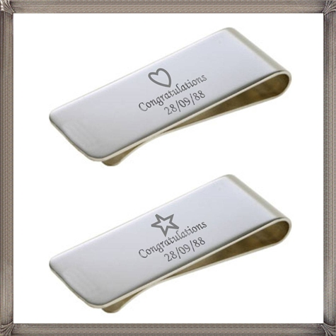 Silver-Plated-Money-Clip The 15 Most Popular Sterling Silver Money Clips for 2019
