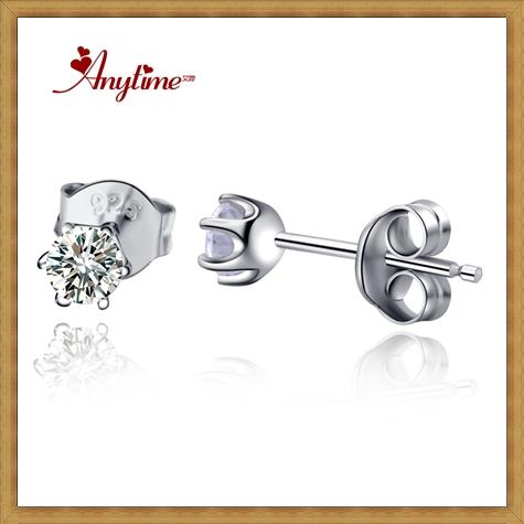 Silver-six-claw-earrings-925-sterling-silver-earrings-earrings Best Ways to Choose Most Stylish Earrings