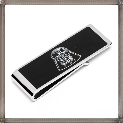 Star-Wars-Darth-Vader-Money-Clip The 15 Most Popular Sterling Silver Money Clips for 2019