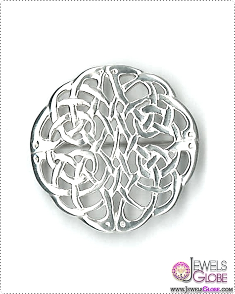 Sterling-Silver-Brooch-in-Celtic-Design Buying Sterling Silver Brooches and Pins Online