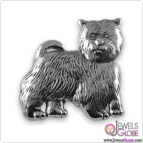 Sterling-Silver-Dog-Brooch Buying Sterling Silver Brooches and Pins Online