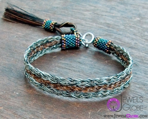 Tinas-horse-hair-bracelet The 33 Most Popular Horse Hair Jewelry Designs