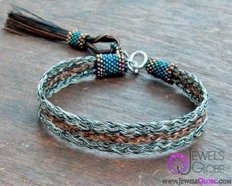 Tinas-horse-hair-bracelet The 33 Most Popular Horse Hair Jewelry Designs