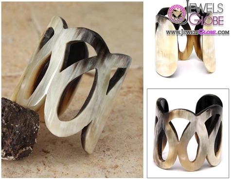 Unique-Beautiful-Bull-Horn-Hand-cuff-Bracelets-for-Women 35 Hot Cuff Bracelets For Women