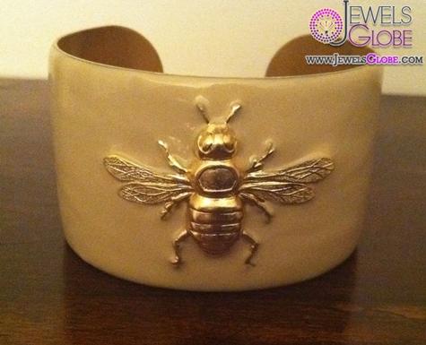 Wimberlys-Cream-Bee-Cuff-Bracelet 35 Hot Cuff Bracelets For Women