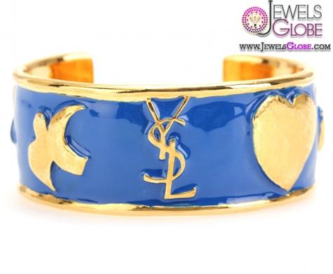 YCONS-ENAMEL-CUFF-BRACELET-for-Women 35 Hot Cuff Bracelets For Women