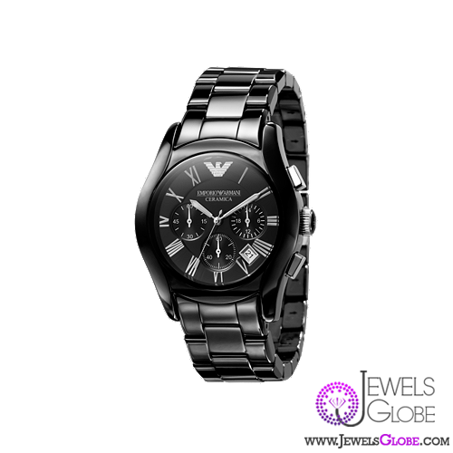 armani-ceramic-watch-for-men 21 Most Stylish Armani Watches For Men