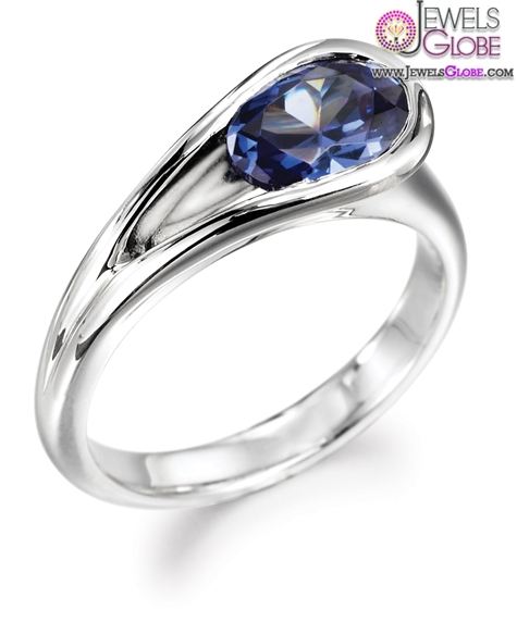 blue-sapphire-engagement-rings Top 21 Blue Sapphire Engagement Rings Designs