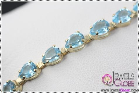 blue-topaz-gold-bracelet Blue Topaz Tennis Bracelet