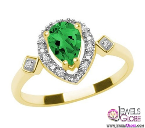 cheap-yellow-gold-emerald-rings A Quick Way to Get Cheap Emerald Rings For Sale