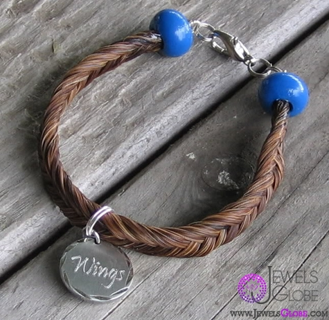 custom-horse-hair-bracelet-jewellery The 33 Most Popular Horse Hair Jewelry Designs