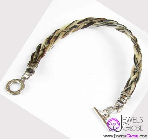 custom-horse-hair-bracelet The 33 Most Popular Horse Hair Jewelry Designs