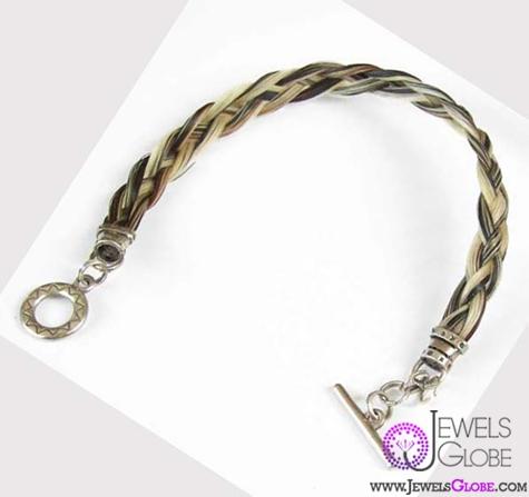 custom-horse-hair-bracelet The 33 Most Popular Horse Hair Jewelry Designs