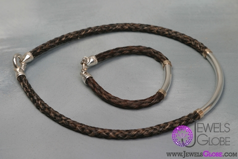 custom-horse-hair-jewelry-bracelet-latest-fashion The 33 Most Popular Horse Hair Jewelry Designs
