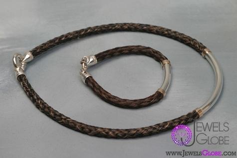 custom-horse-hair-jewelry-bracelet-latest-fashion The 33 Most Popular Horse Hair Jewelry Designs