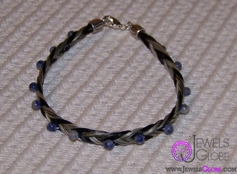 custom-horse-hair-jewelry-bracelets The 33 Most Popular Horse Hair Jewelry Designs