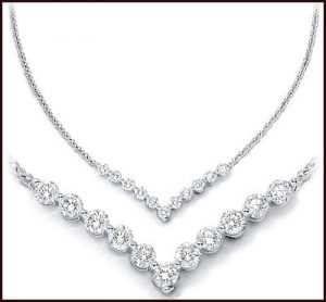 diamond-expensive-necklace-300x278 Expensive Diamond Necklaces with Most Popular Designs
