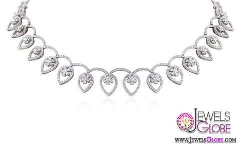 diamond-necklace-designs-with-price Best 10 Cheapest Diamond Necklaces For Sale
