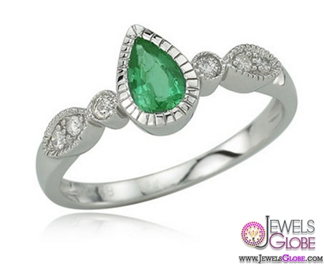 discount-emerald-cut-engagement-ring A Quick Way to Get Cheap Emerald Rings For Sale